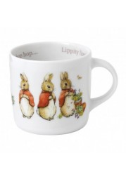 MUG EN PORCELAINE - FILLE - WEDGWOOD - PETER RABBIT
