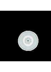 ASSIETTE A DESSERT - ASSIETTE DE TABLE EN PORCELAINE HAVILAND & PARLON - LES JARDINS DE LOUISE