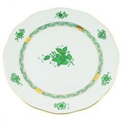 ASSIETTE PLATE - ASSIETTE DE TABLE EN PORCELAINE HEREND - APPONYI